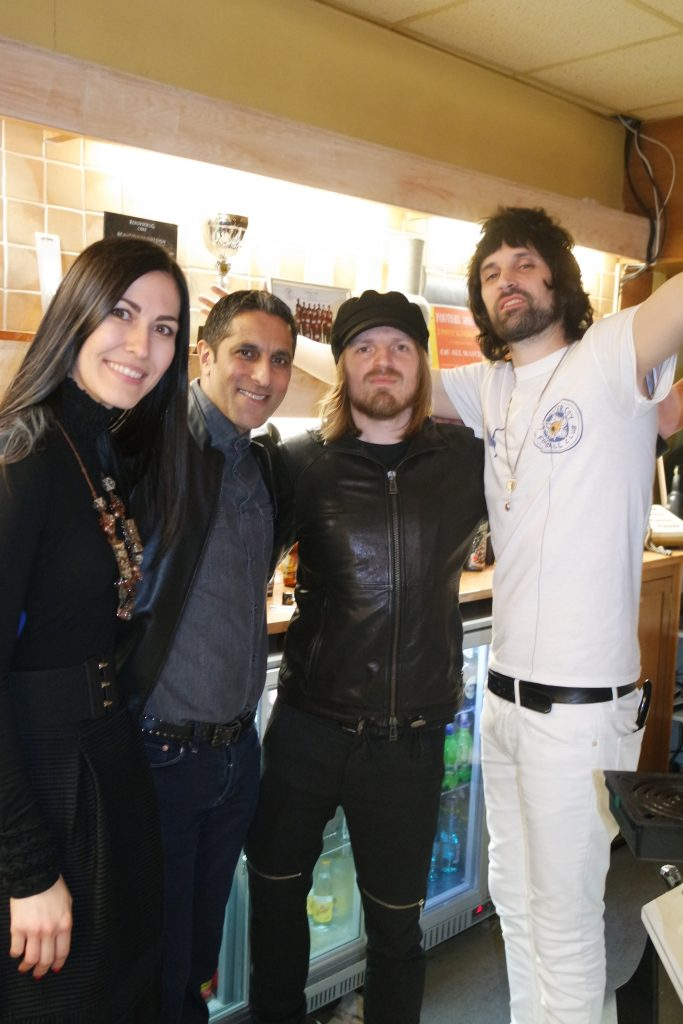 KASABIAN AFTER PARTY