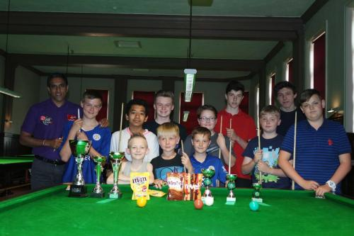 Junior Academy: Annual Tournament